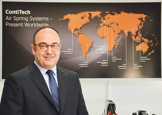 ContiTech, esnek geçiş sistemlerine odaklandı