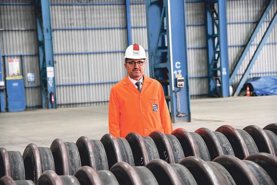 Kardemir, demiryolu tekerinde yerli üretime başlıyor