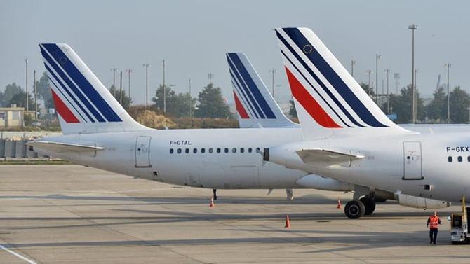 Air France-KLM'den 815 milyon euro zarar
