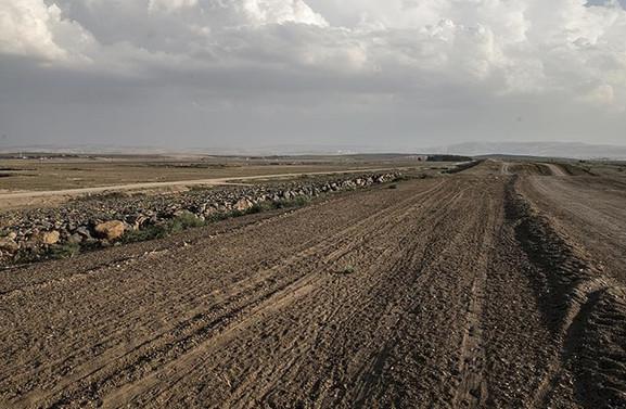 Ege'nin kullanılmayan arazileri tarıma kazandırılıyor