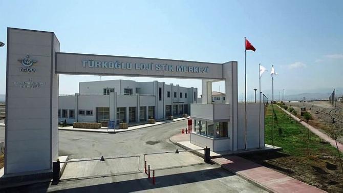 Türkoğlu Lojistik Merkezi faaliyete başladı