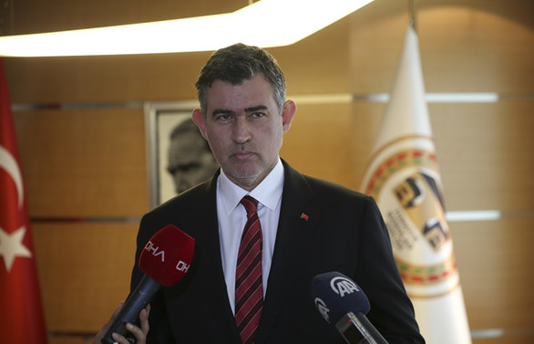 TBB Başkanı Feyzioğlu'dan Avukatlık Kanunu'ndaki değişiklik çalışmalarıyla ilgili açıklama