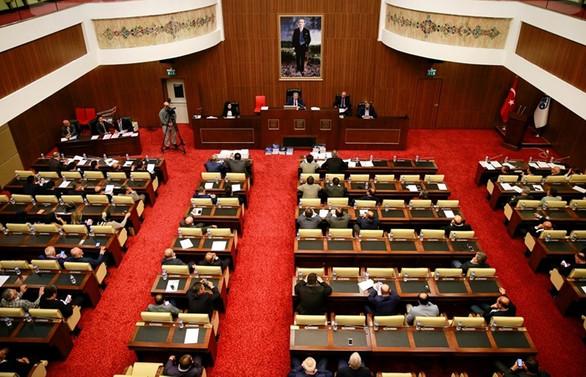 Mansur Yavaş'a 100 milyon lira borçalanma yetkisi
