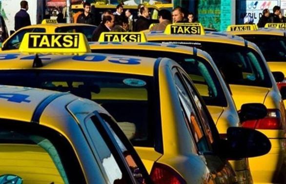 Bakanlıktan 'ticari taksi' genelgesi