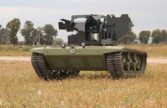 Türkiye'nin mini tankı için seri üretim başlıyor