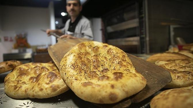 İstanbul'da ramazan pidesi satışları yüzde 30 düştü