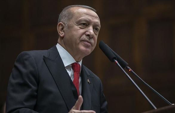 Cumhurbaşkanı Erdoğan'dan '9 Mayıs Avrupa Günü' mesajı
