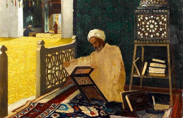 """""""Görünenin Ötesinde Osman Hamdi Bey"""" Google Arts & Culture platformunda..."""