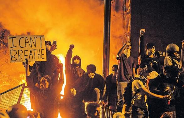 ABD huzursuz: Salgın, işsizlik şimdi de kitlesel gösteriler