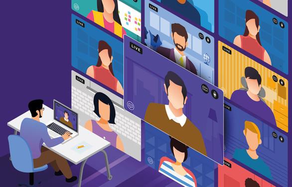 Yapay zeka, video toplantılar ve görüşmelerin verimliliğini ölçecek
