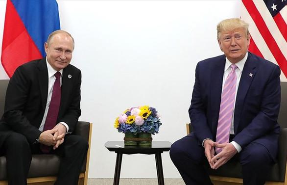 Putin ve Trump arasında petrol görüşmesi