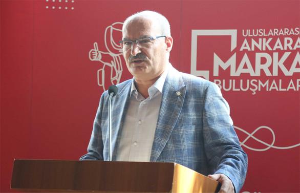 ATO Başkanı Baran, AVM'lerdeki kafe ve restoran işletmecilerini dinledi