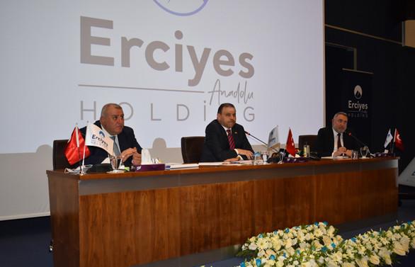 Erciyes Anadolu Holding, ilk çeyrekte 3 milyon TL ciroya ulaştı