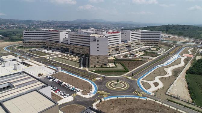 İMO'dan Şehir Hastanesi'ne ulaşım önerisi