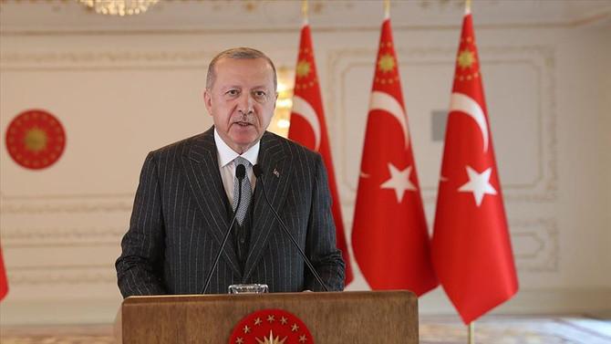 Erdoğan: İslam, iktisadı krizden çıkışın anahtarıdır