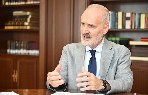 İTO Başkanı Avdagiç'ten Pençe-Kaplan Operasyonu'na destek mesajı