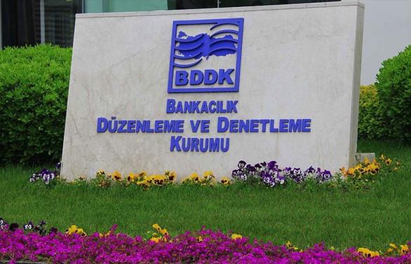 BDDK: Bankacılık sektörünün kredi hacmi arttı