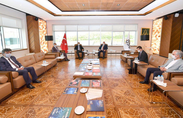 Kayseri'de savunma sanayii buluşması