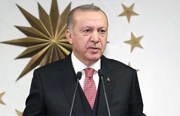 Erdoğan: Ekonomide toparlanma sinyalleri oldukça güçlü geliyor