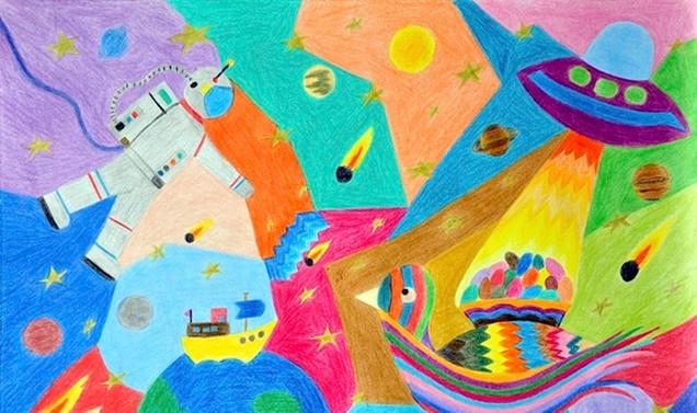 Uluslararası Pınar Çocuk Resim Yarışması'na 5 bin 461 katılım