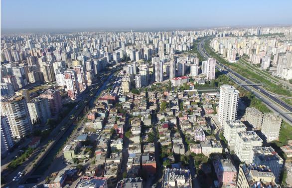 İstanbul'da konut satışları mayısta yıllık yüzde 55.8 düştü