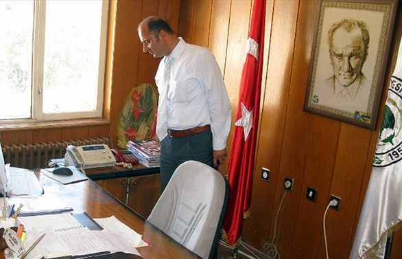 Araban Belediye Başkanı Hasan Doğru, CHP'den istifa etti