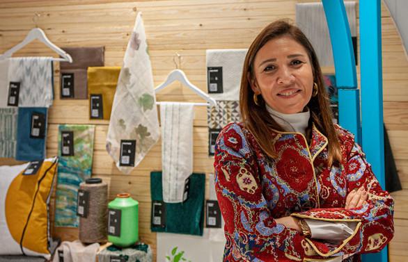 Bursalı tekstilciler online showroomlar kurmaya başladı