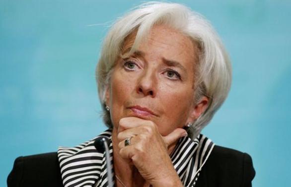 Lagarde: Avrupa'da toparlanma ılımlı olacak