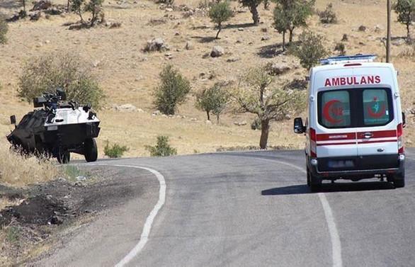 Pençe-Kaplan Operasyonu bölgesinde 1 asker şehit oldu