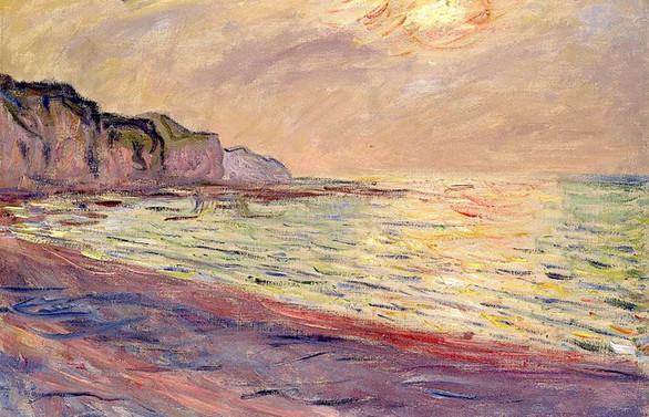 """""""Monet'nin Bahçesi"""", Sakıp Sabancı Müzesi'nde bu kez çevrimiçi"""