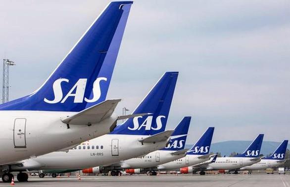 İskandinav Hava Yolları bin 593 çalışanını işten çıkarttı