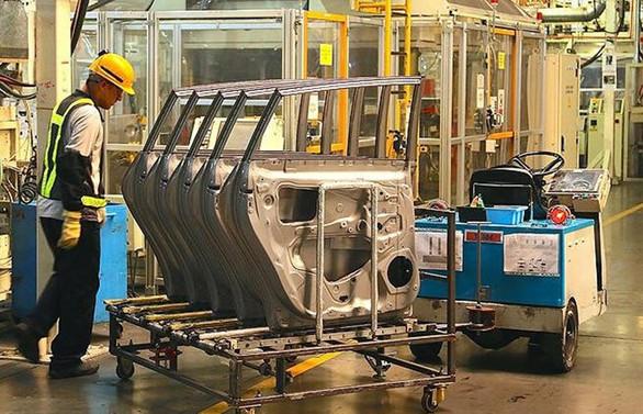 ABD'de fabrika siparişleri nisanda yüzde 13 azaldı