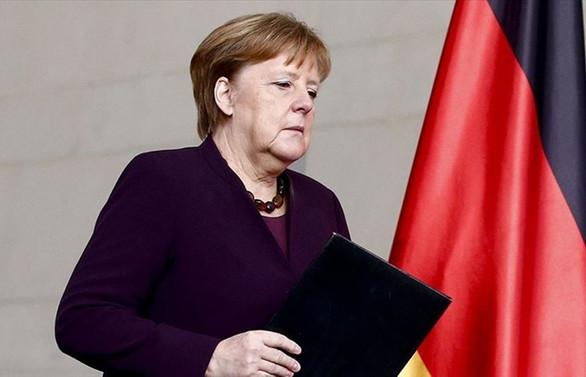 Merkel: Hiç görmediğimiz ekonomik zorluklar yaşıyoruz