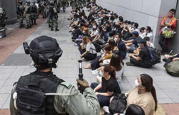 Çin, Hong Kong Ulusal Güvenlik Yasası'nı onayladı