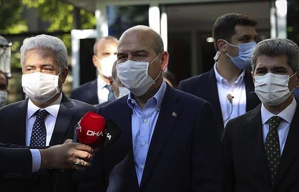 Bakan Soylu: 'Bataklık' operasyonu başlatıldı