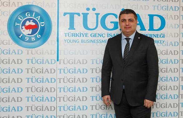 TÜGİAD Genel Başkanı Anıl Alirıza Şohoğlu: Tasarruf etmeyi öğrenmemiz lazım