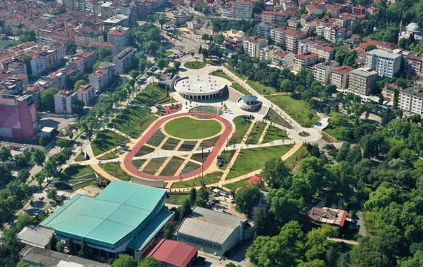 Bursa Millet Bahçesi hizmete açıldı