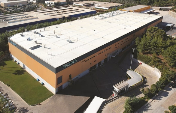 Cevher Grubu'ndan 40 milyon euro yatırım