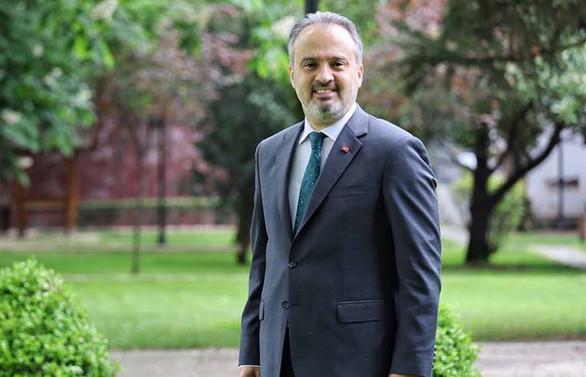 Bursa Büyükşehir Belediyesi 'Yeşil Bursa' için düğmeye bastı
