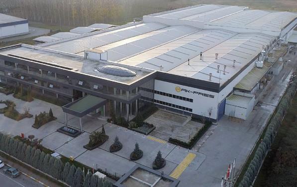 Ak-Pres, 1600 tonluk servo transfer pres yatırımı ile verimliliği artıracak