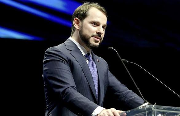 Bakan Albayrak'tan Euroclear Bank ile iş birliği değerlendirmesi