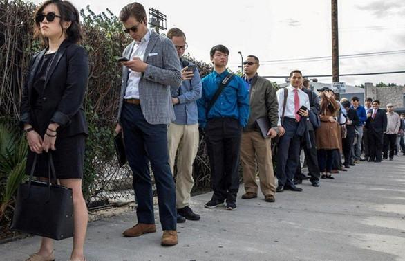 ABD açık iş sayısında rekor düşüş