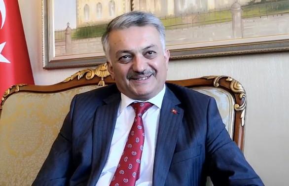 """""""Turizmde en güvenli destinasyon Antalya"""""""