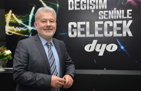Dyo, COVID-19 Güvenli Üretim Belgesi'ni aldı