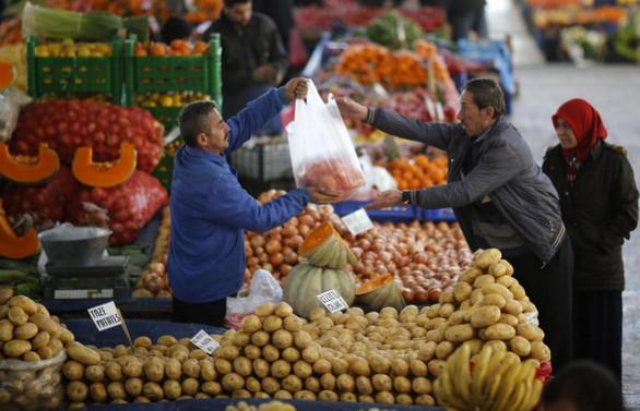 Enflasyon beklentisi yeniden çift hanede
