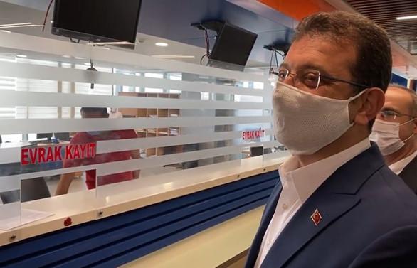 İBB Başkanı İmamoğlu Kanal İstanbul için itiraz dilekçesi verdi