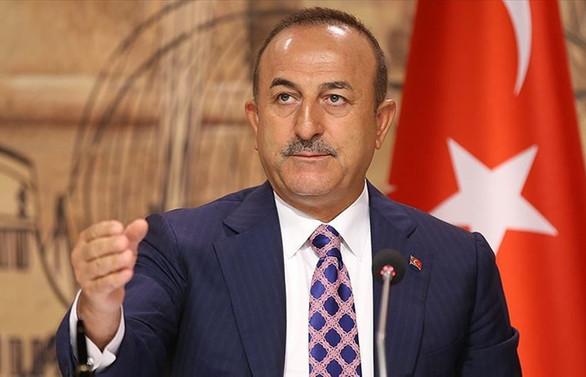 Çavuşoğlu'dan AB'ye Ayasofya tepkisi: Kınama sözünü reddediyoruz