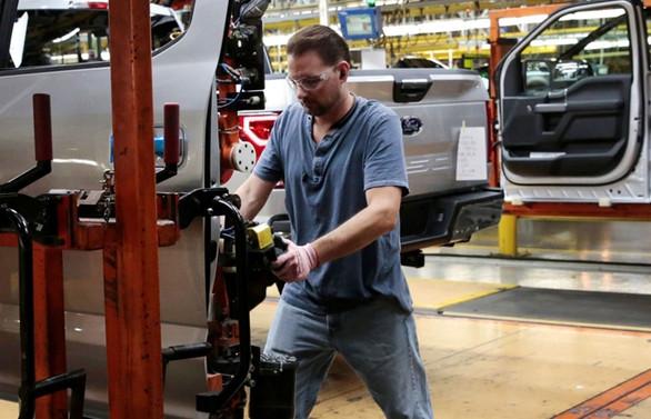 ABD'de sanayi üretimi beklentileri geride bıraktı