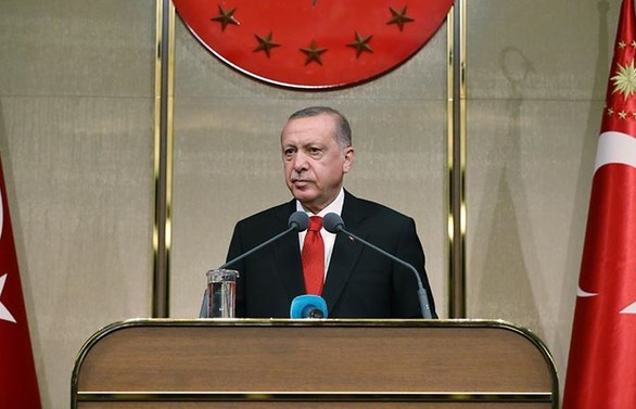 Cumhurbaşkanı Erdoğan'dan FETÖ ile mücadele açıklaması: Dünyayı dar ediyoruz