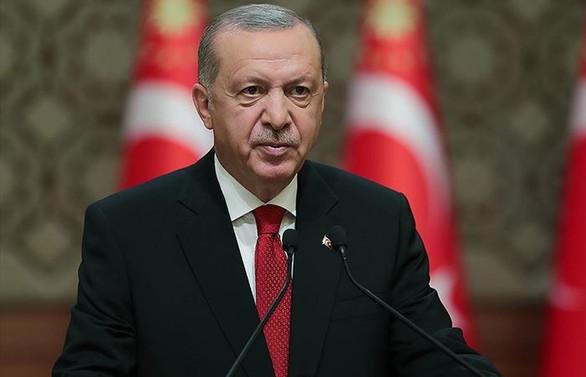 Cumhurbaşkanı Erdoğan: Bu millete zincir vurmayı başaramadılar